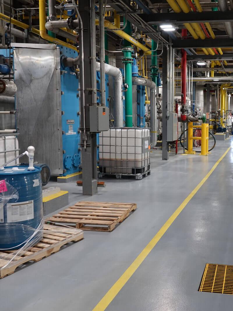 As Usinas Geralmente Negligenciam Alguns Sistemas de Manutenção e Limpeza Ideais