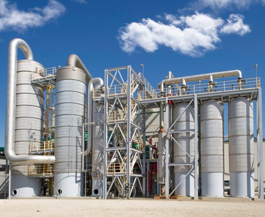 Sistemas de destilação, desidratação e evaporação